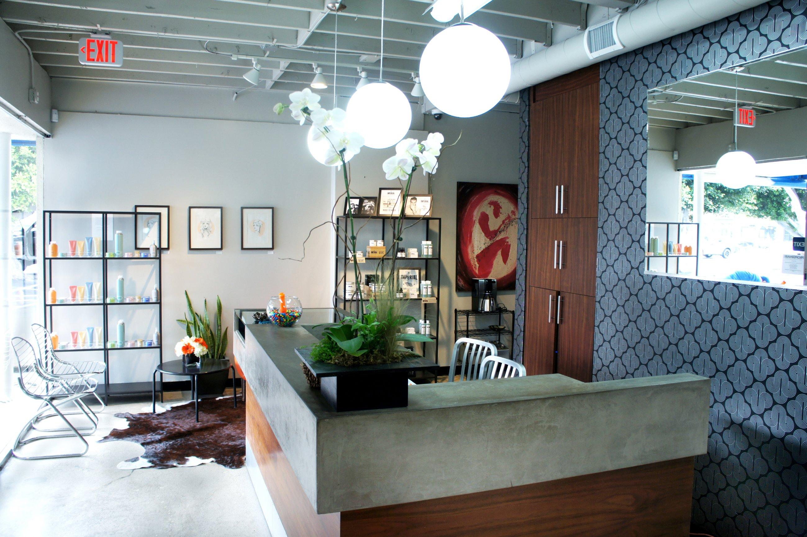 Commercial   Orange County Interior Designer  Cole Barnett Interiors   Newport Beach Interior Design