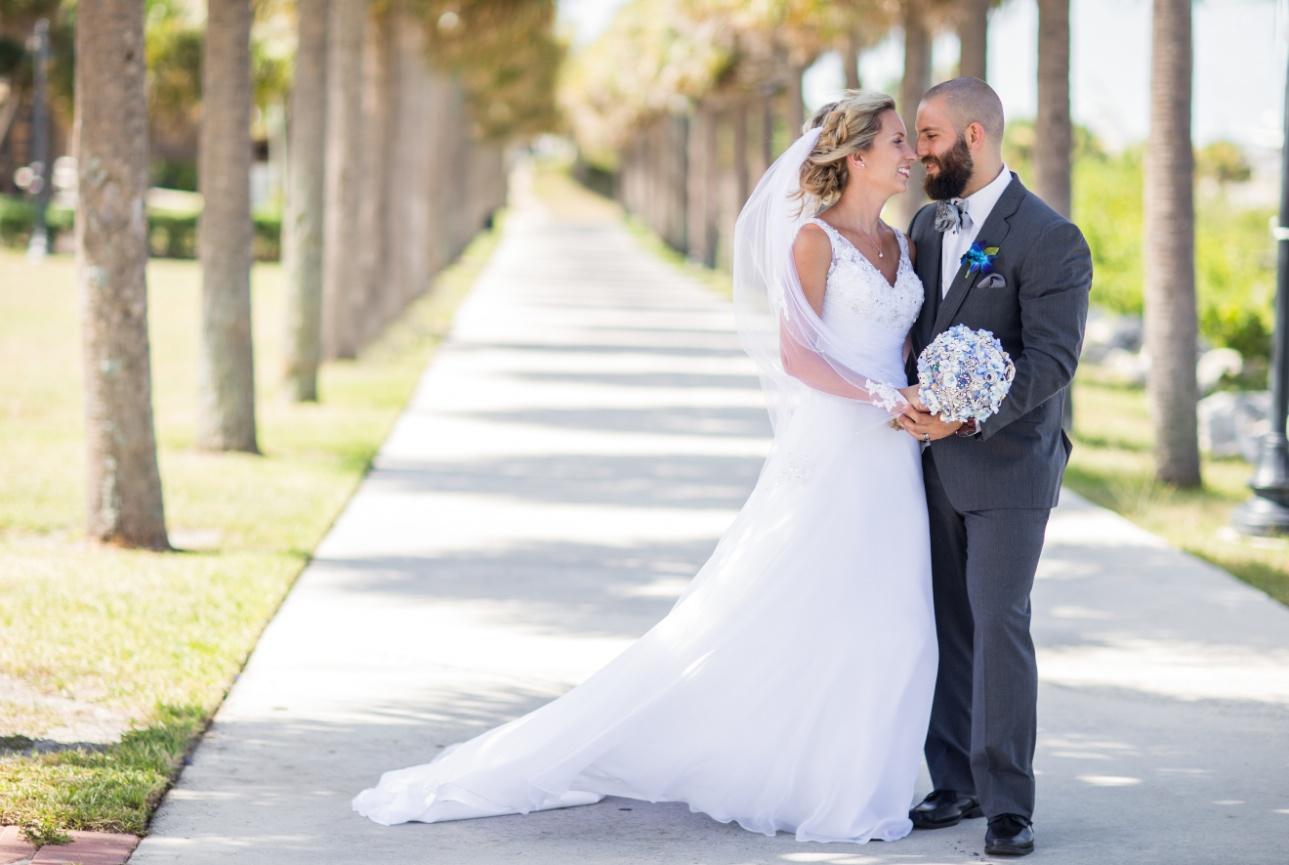Pelican Club Fort Pierce Wedding Photography