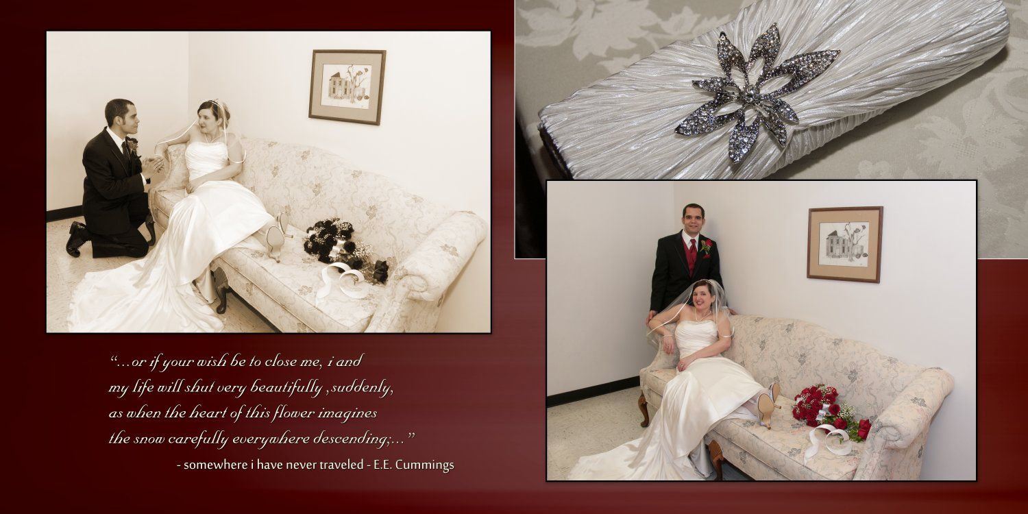 Weddings Albums Photography By Joe Parker