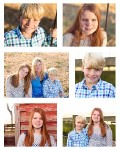 Family Ties - The Walls Family - Cherryville Lifestyle Photographer