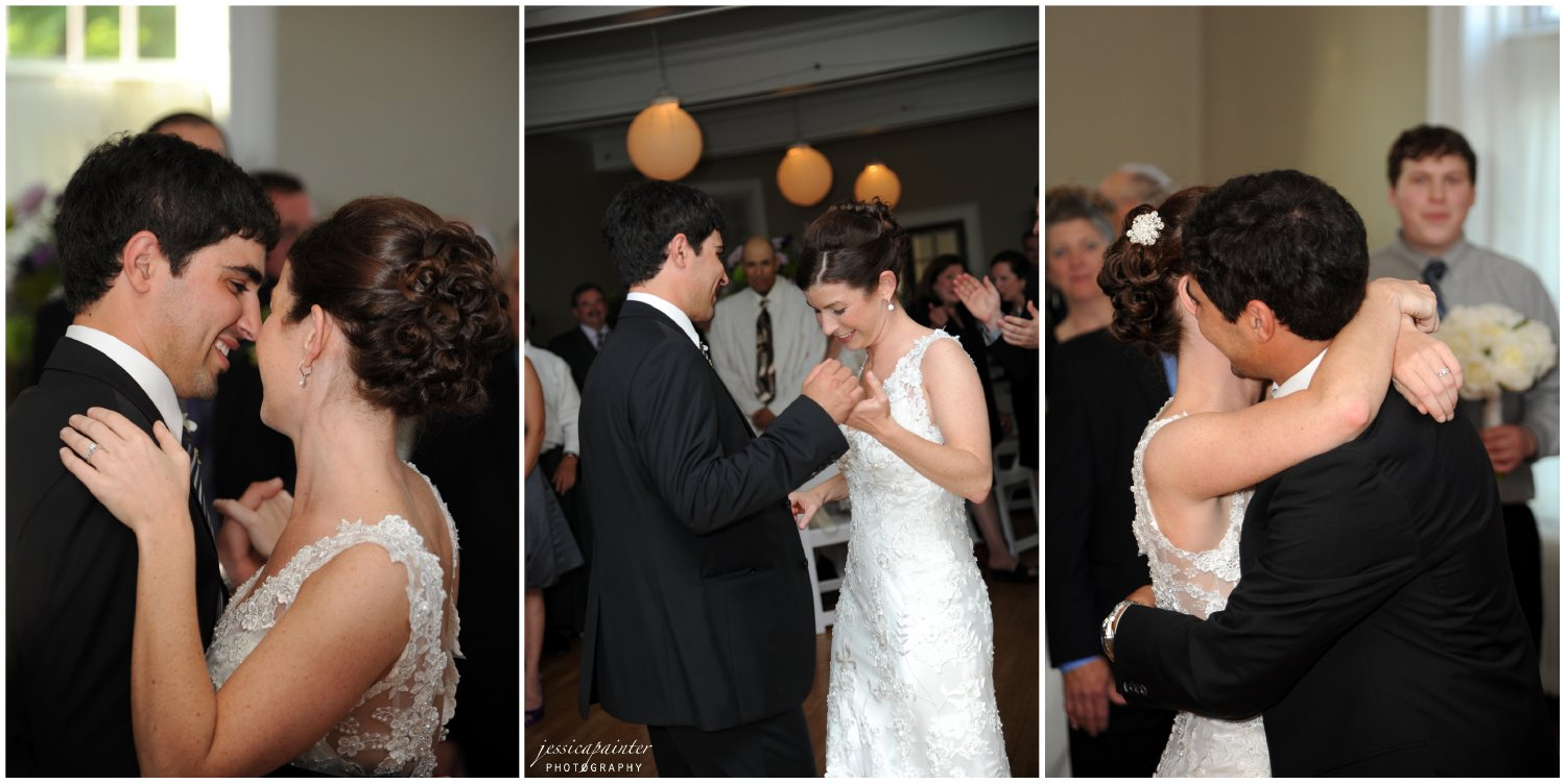 bride and groom photo, first dance, reception photo, albany wedding photographer