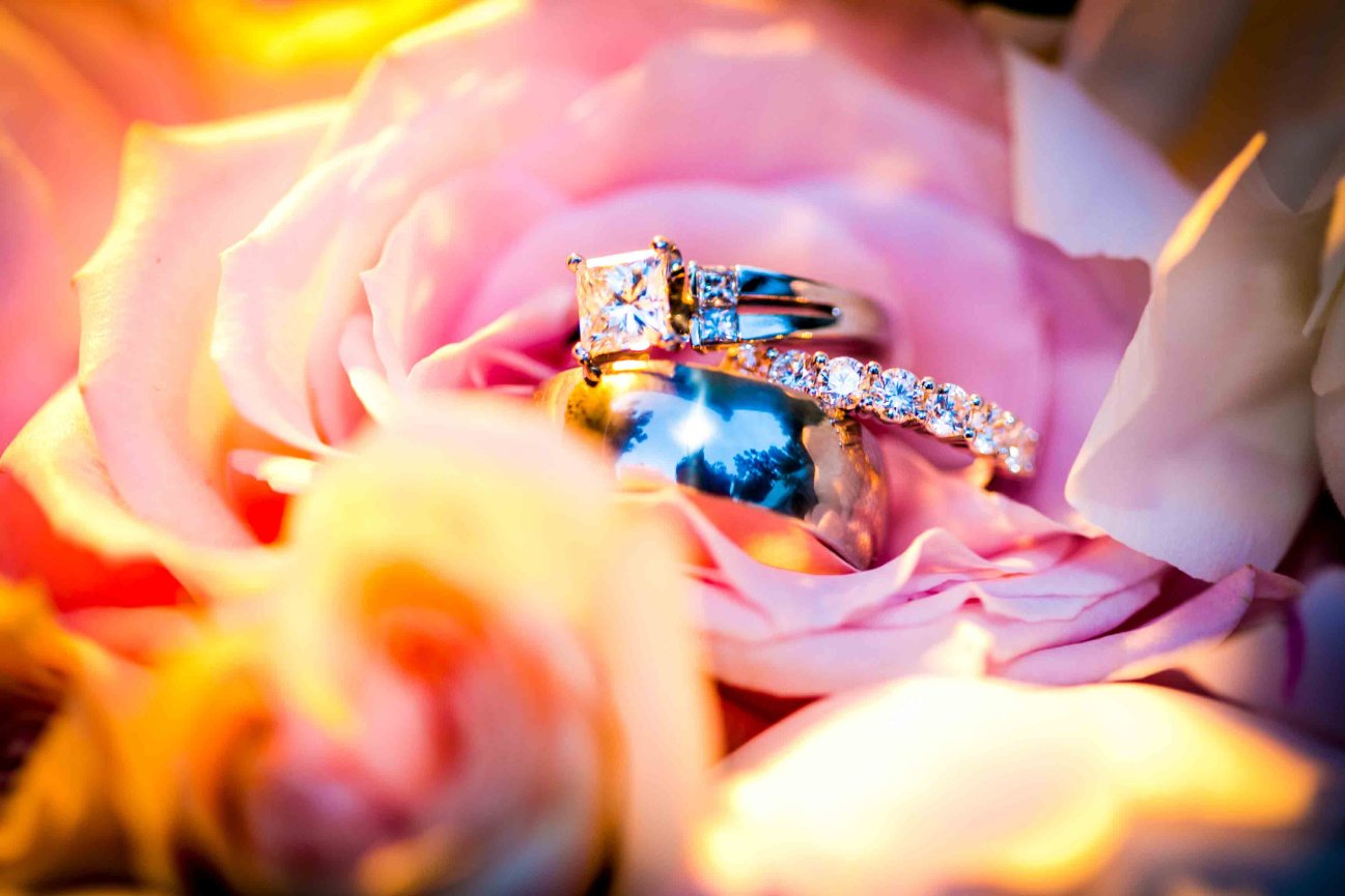 Vanessa and Adrian\'s Wedding - Brett Charles Rose Photography