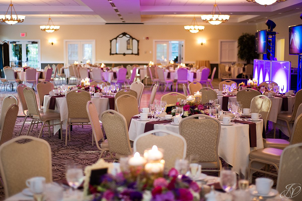 river stone manor unique reception details
