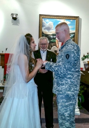Fort Hood Wedding Officiant and Minister