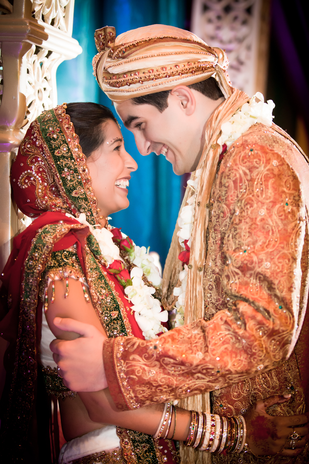 South Asian Wedding Photography in MD