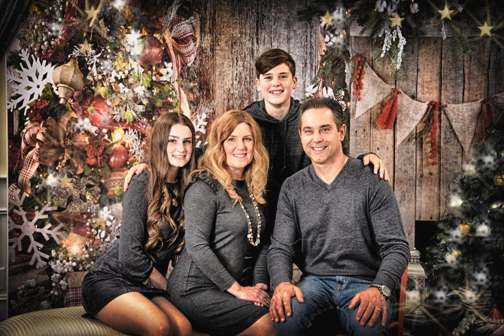 Christmas Family Pictures.Bay Shore Ny Christmas Portraits