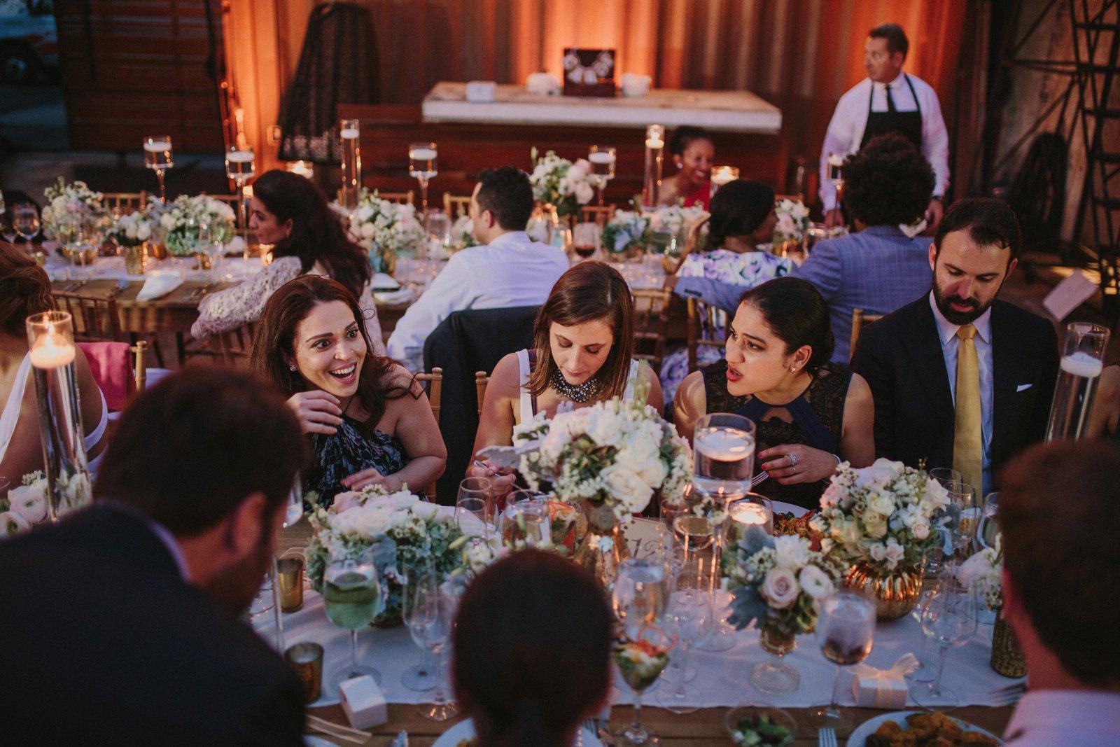 maps backlot wedding photo