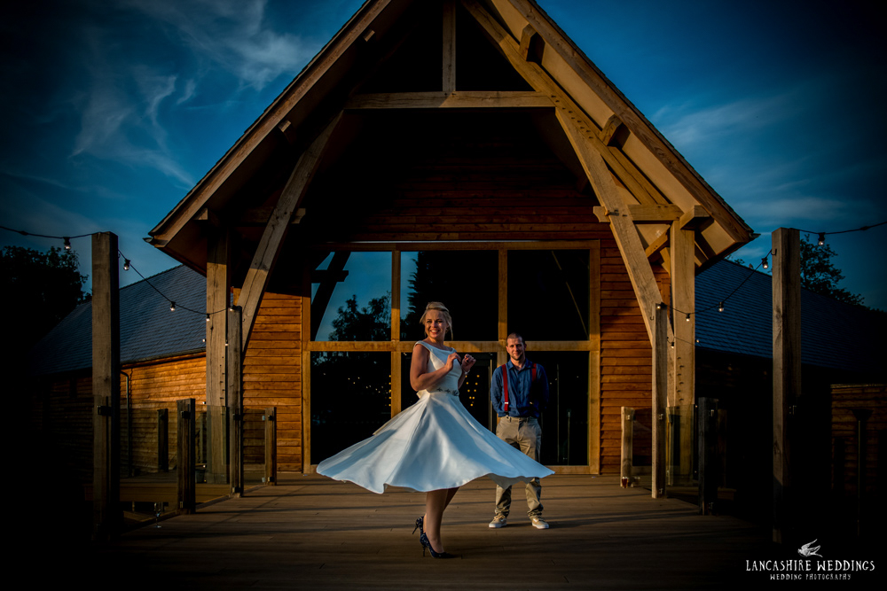 Stunning Wedding at The Mill Barns