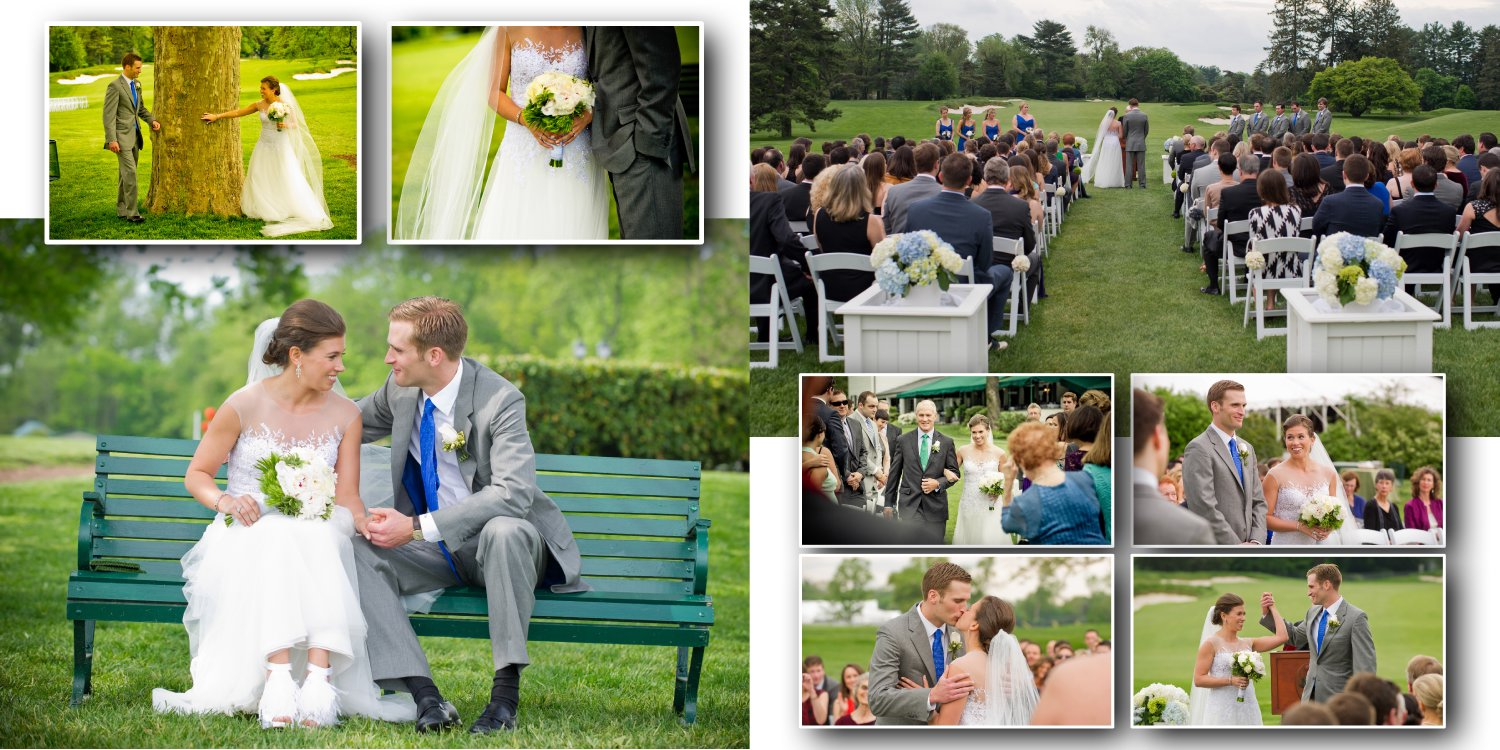 country club wedding philadelphia