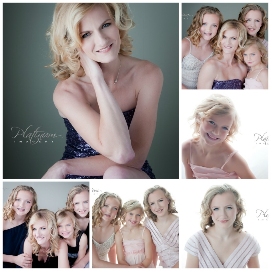 Family Glamour Photography
