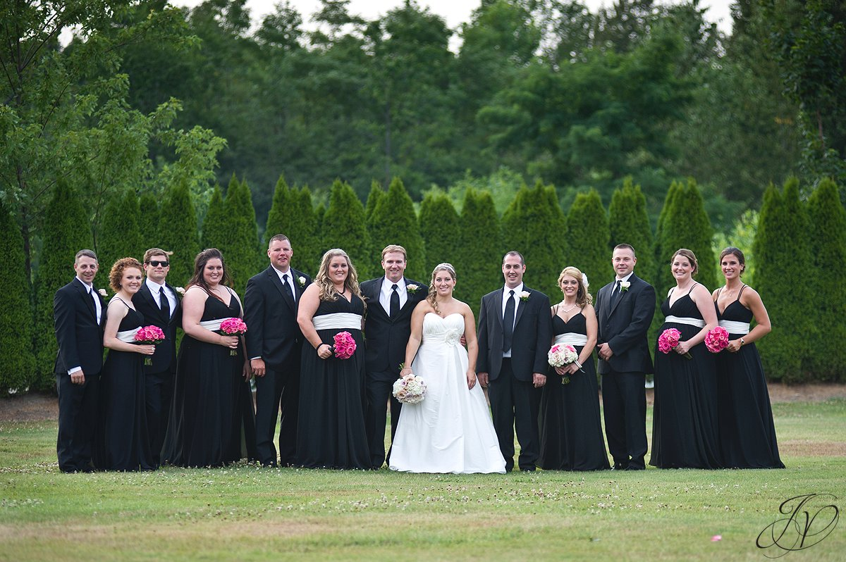 Saratoga Wedding Photographer, Mohawk River Country Club & Chateau, bridal photo, groom photo, bridal party, groomsman photo