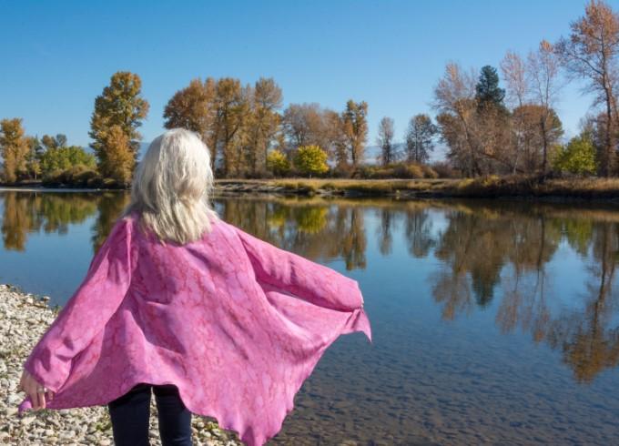 Lisa Archer Silks in Stevensville Montana