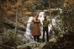 SPARROW + KEITH // Asheville Couples Portraits