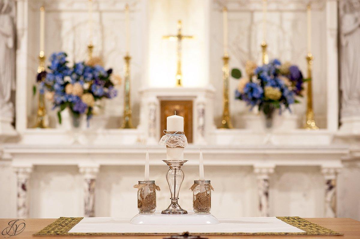 church wedding details lake placid