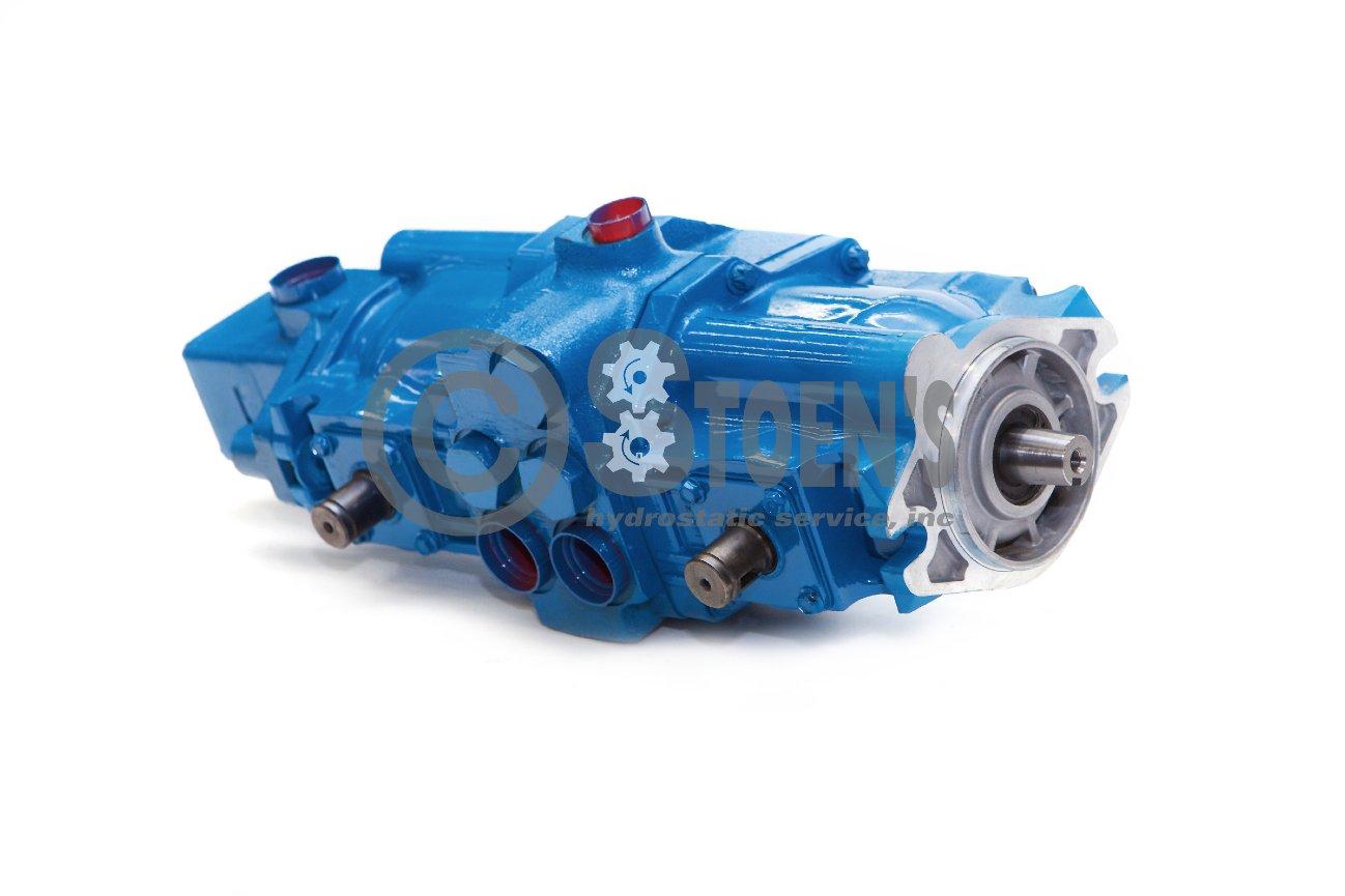 Bobcat - Stoens Hydrostatic Service