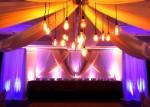 Roundhouse in Huntsville with Metropolitan DJ and Lighting - Huntsville
