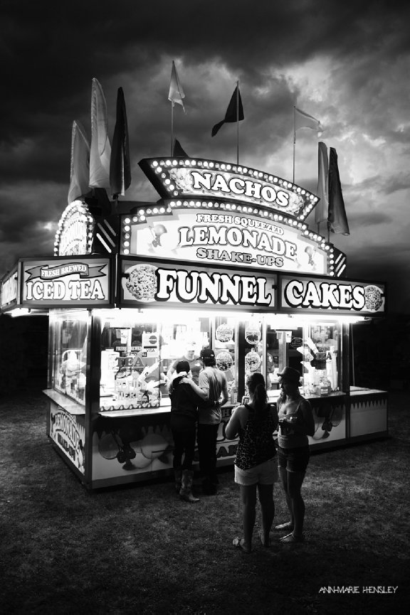 Dust Storms & Funnel Cakes