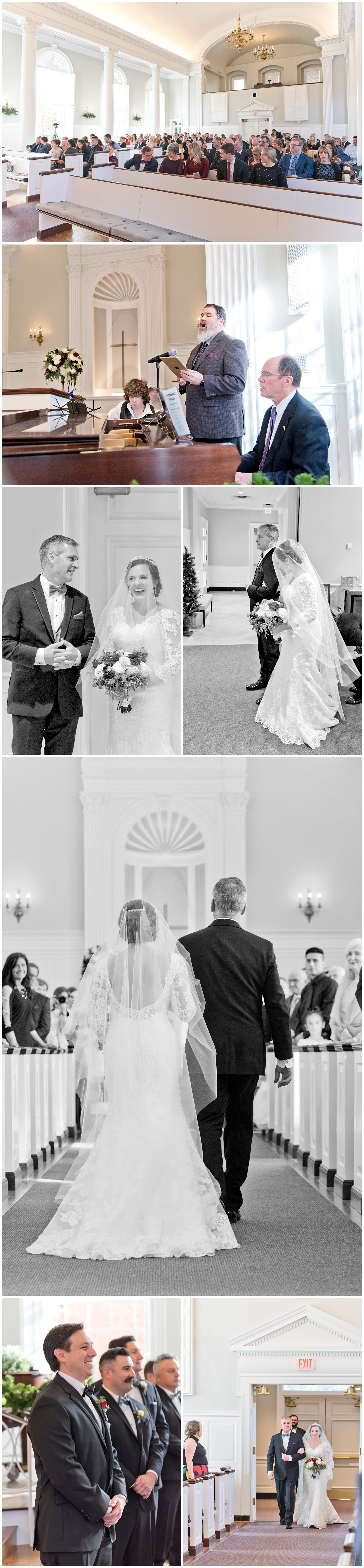 TCU Robert Carr Chapel Wedding