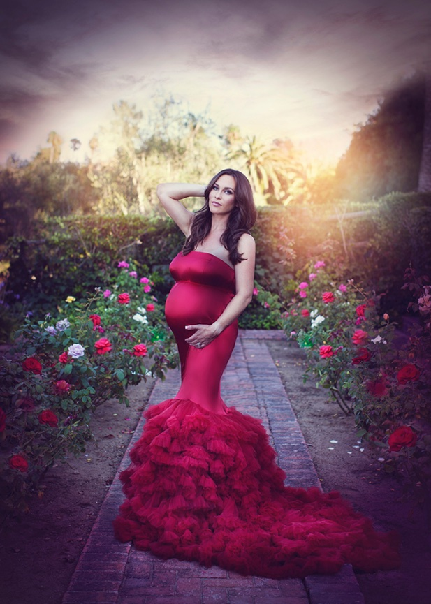 Maternity Gowns   Plus One Photography   San Diego, CA