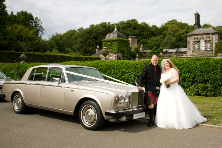 Gold Choice Wedding Cars on good parks for photographs