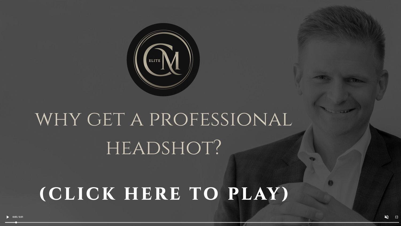 CM Elite Scottsdale Headshot Photographer