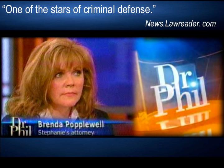 Kentucky Criminal Defense & Civil Rights Lawyer | Brenda
