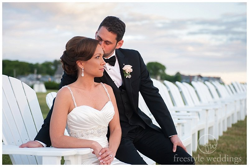 Nonantum Resort Wedding in Kennebunkport, ME, photographed by Freestyle weddings